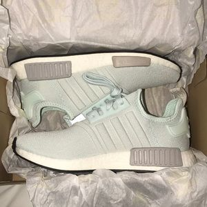 adidas Shoes - Mint Green Adidas NMDs